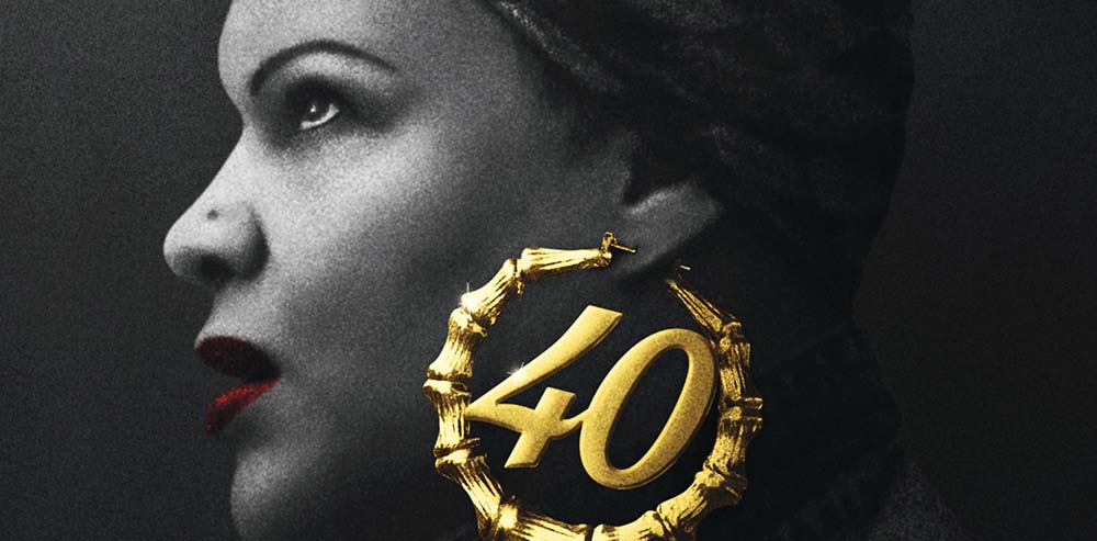 rapera-a-los-40-blank-poster