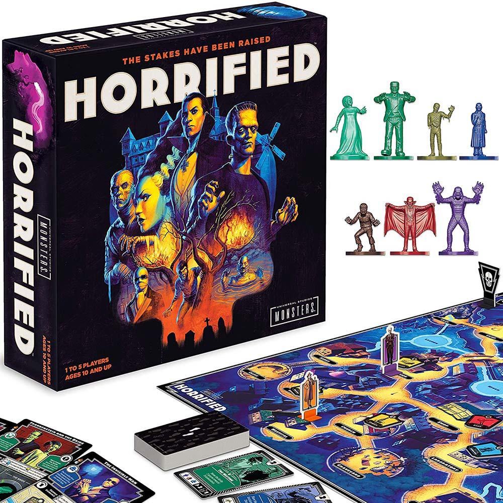 Horrified-Board-game-regalos-cine
