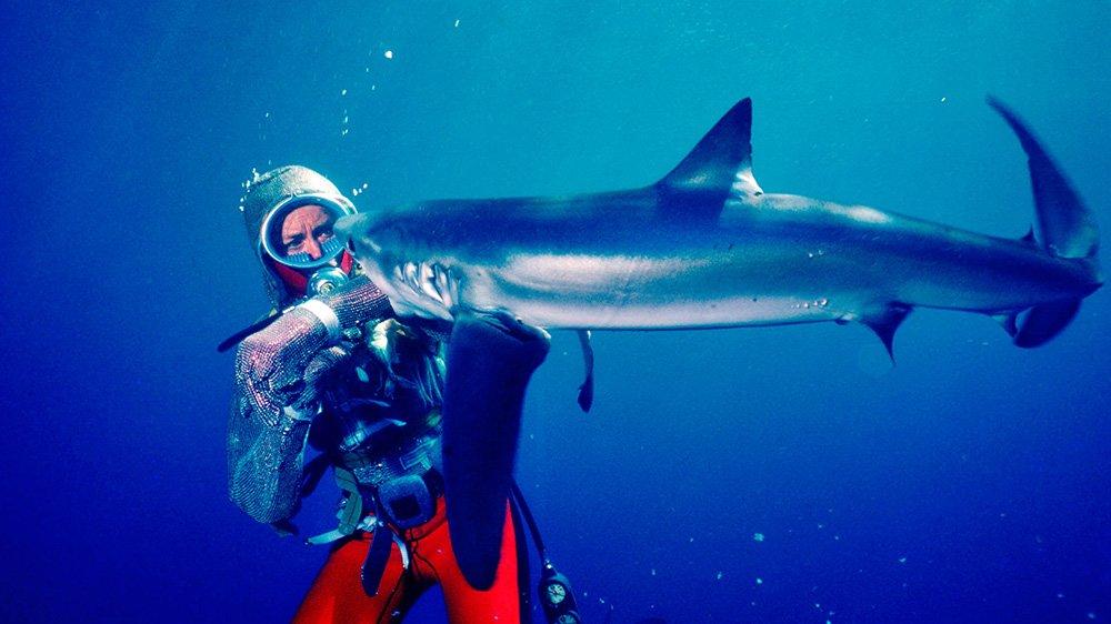Playing with Sharks - Sundance 2021