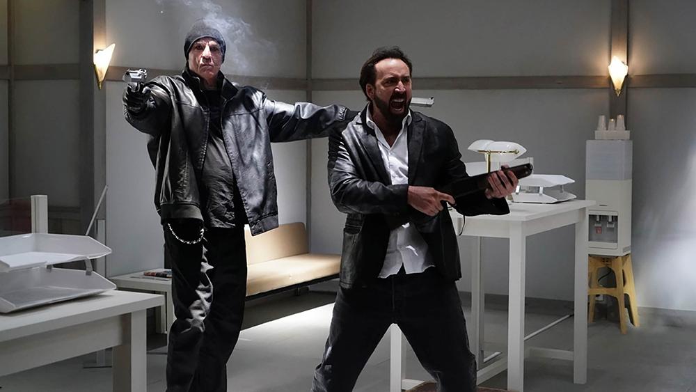Prisoners of the Ghostland - Nicolas Cage